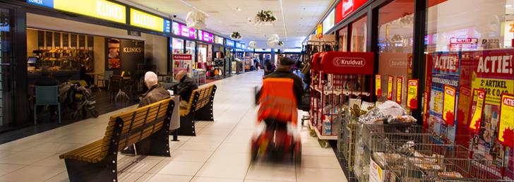 Winkelcentrum mariahoeve for Kruidvat leyweg